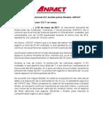 24-05-17 Comunicado Exportaciones Marzo 2017.pdf