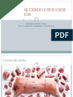 Cortes de Cerdo y Sus Usos (2)