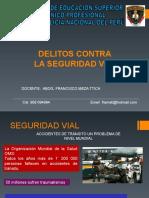 Delitos Contra La Seguridad Vial Eso-pnp-2017