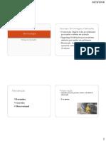 UTFPR - InTRO - TerminologiaPatologia