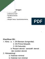 Sindrom Nefrotik Ppt 1