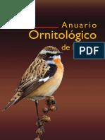 Anuario Ornitologico v.iii