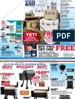 Seright's Ace Hardware 2017 Memorial Day Sale