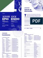 EPIO 2017 - Información