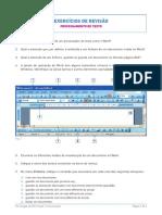 Word - Revisão