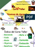 curso-taller-tcnicas-de-aprendizaje2309.ppt