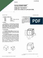 Norma IRAM 4540 - Vistas en perspectiva.pdf