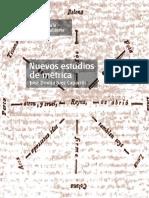(Aula Abierta) José Domínguez Caparrós-Nuevos Estudios de Métrica-UNED (2007)