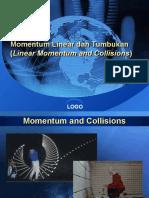 Mekanika Momentum