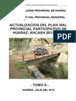Pvpp Huaraz 2014 2023 (Tomo II Informe Final Abril 2014)