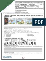 prova 9 ano de portugues.doc