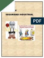 UNIDAD v Seguridad Industrial