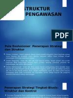 Struktur Dan Pengawasan