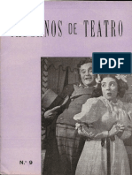Caderno de Teatro 9 - tablado