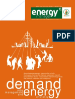 Solar Energy From the Rajasthan Desert Can Meet India's Future Power Needs Energy Manager 10th Issue April-June 2010[2]