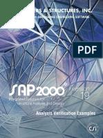 Analysis Verification Examples