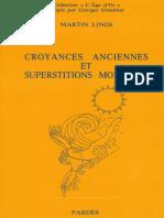 Martin Lings - Croyances anciennes et superstitions modernes.pdf