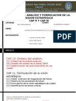 Planificacion Estrategica de Ciudades Cap 10.11