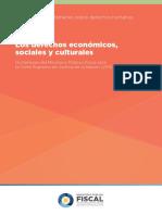 Cuadernillo 6 Los Derechos Económicos Sociales y Culturales