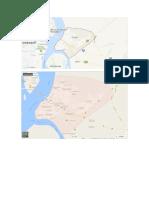 Mapa Duran
