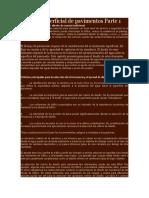 Drenaje Superficial de Pavimentos Parte 1