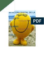 Bitácora Digital de La Felicidad