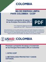 PresentacionProgramaEnergiaLimpiaColombia-CCEP