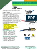 Wdb1 2 Bearing Temperature Sensor