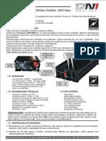 Manual DNI 0884