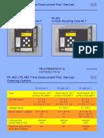 Apresentação PS 482