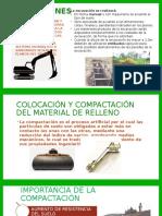 Criterios de Diseño y Proceso Construtivo en Canales