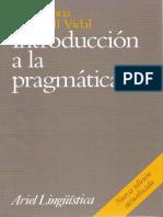 Escandell Vidal - Introduccion a La Pragmatica