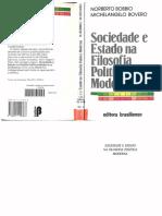 BOBBIO, Noberto; BOVERO, Michelangelo. Sociedade e Estado na Filosofia Política Moderna.pdf