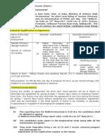 Dum Dum Ordnance Factory Recruitment 2017