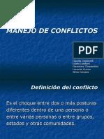 manejo de conflictos.ppt