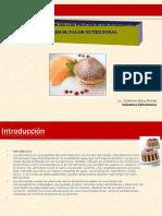 Efectos de Los proceso Tecnológicos Sobre Nutrientes