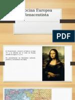 Cocina Europea Renacentista.pptx