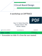 Diptrace Workshop