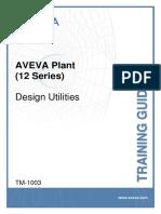 TM-1003 Design Utilities