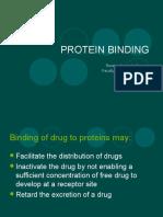 Protein Binding