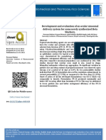 Development and Evaluation of an Ocular Niosomal Delivery System for Some Newly Synthesized Beta Blockers. - ProQuest