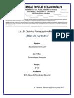 Atlas de Parasitologia