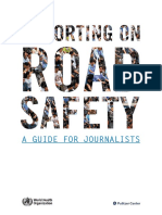 Reporting on Road Safety
