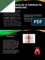 Sinergia en El Marketing