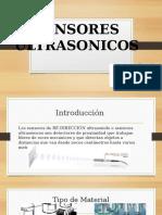 SENSORES-ULTRASONICOS