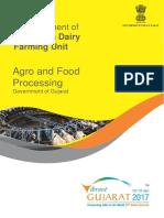 High Tech Dairy Farming Unit
