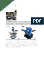 Procesos metalmecánicos