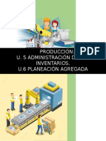 Producción Inventarios