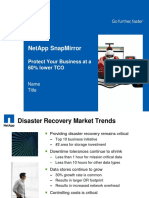 NetApp SnapMirror Strategic Customer Presentation.pdf