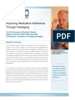 HCPC White Paper Improving Medication Adherence With Packaging